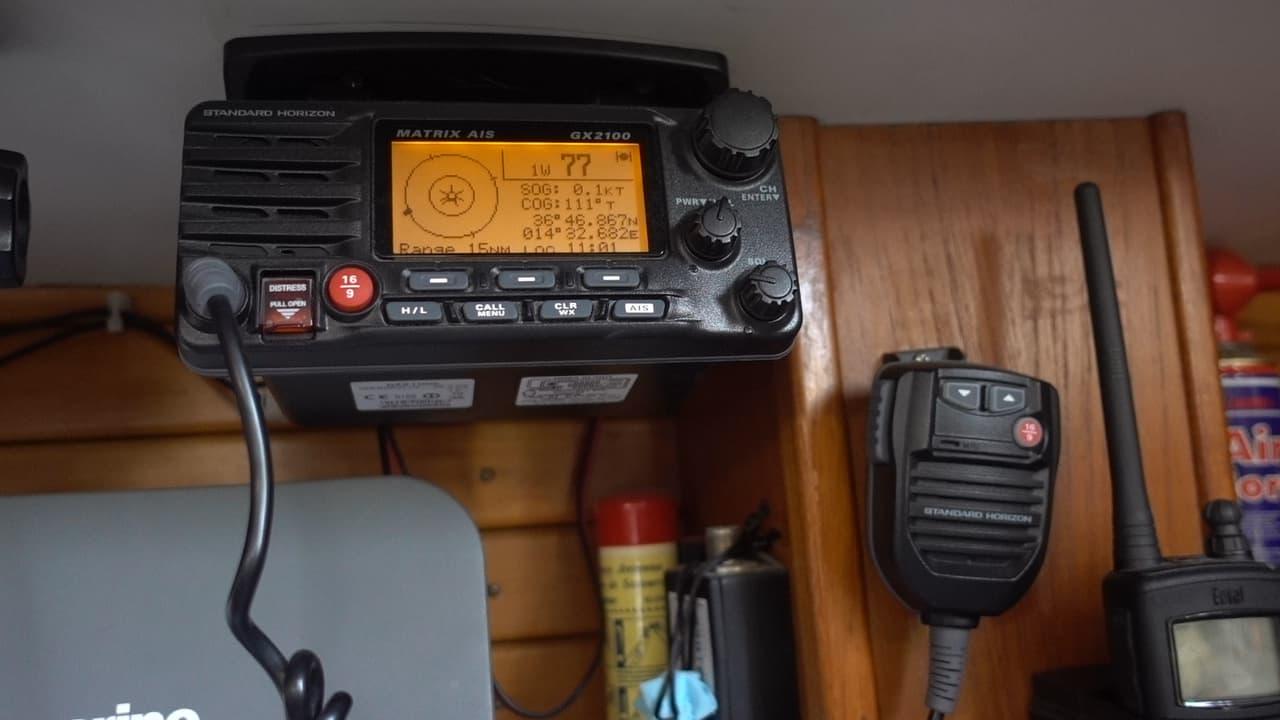 vhf ships radio