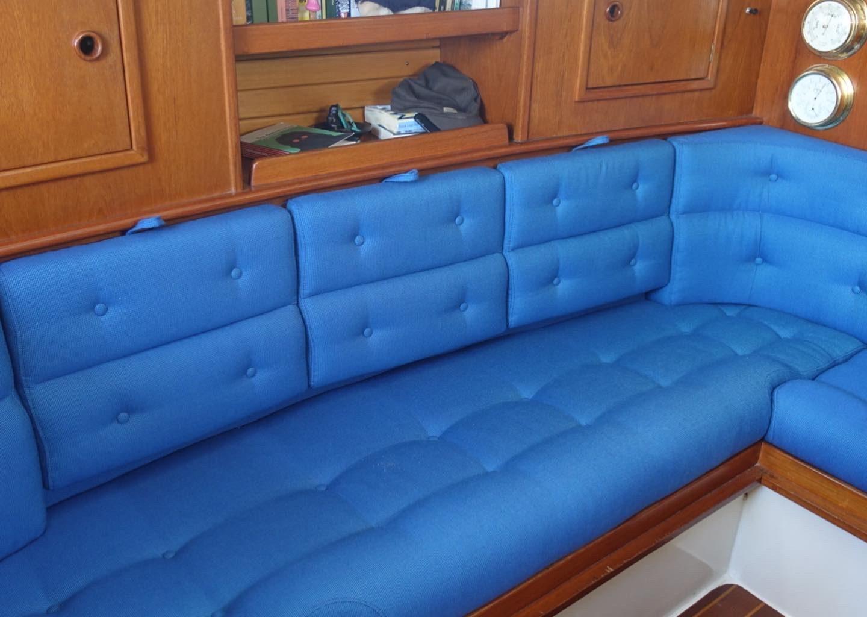 marine yacht upholstery saloon